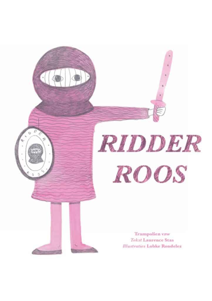 Cover voorleesboek Ridder Roos